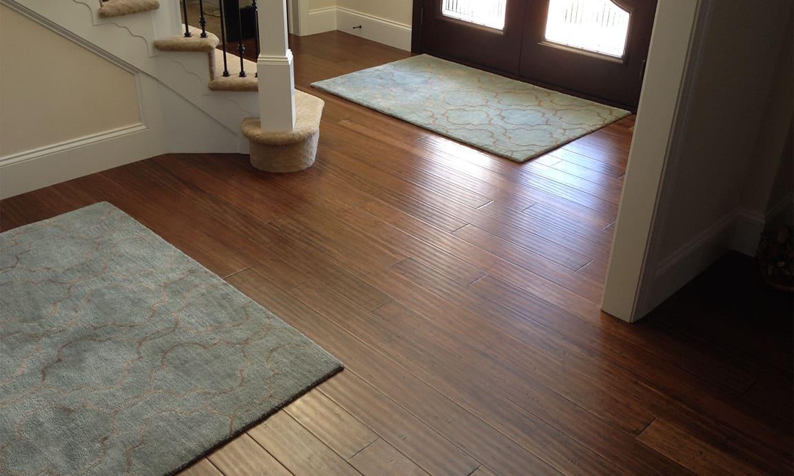 Almar Estates, Lothian MD – Bamboo Flooring