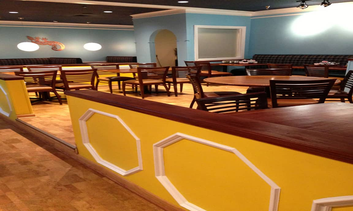 Blue Iguana Restaurant & Bar, Fairfax VA – Commercial
