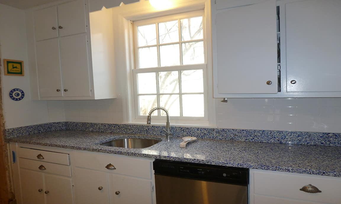 Chevy Chase Village, Chevy Chase MD – Countertop