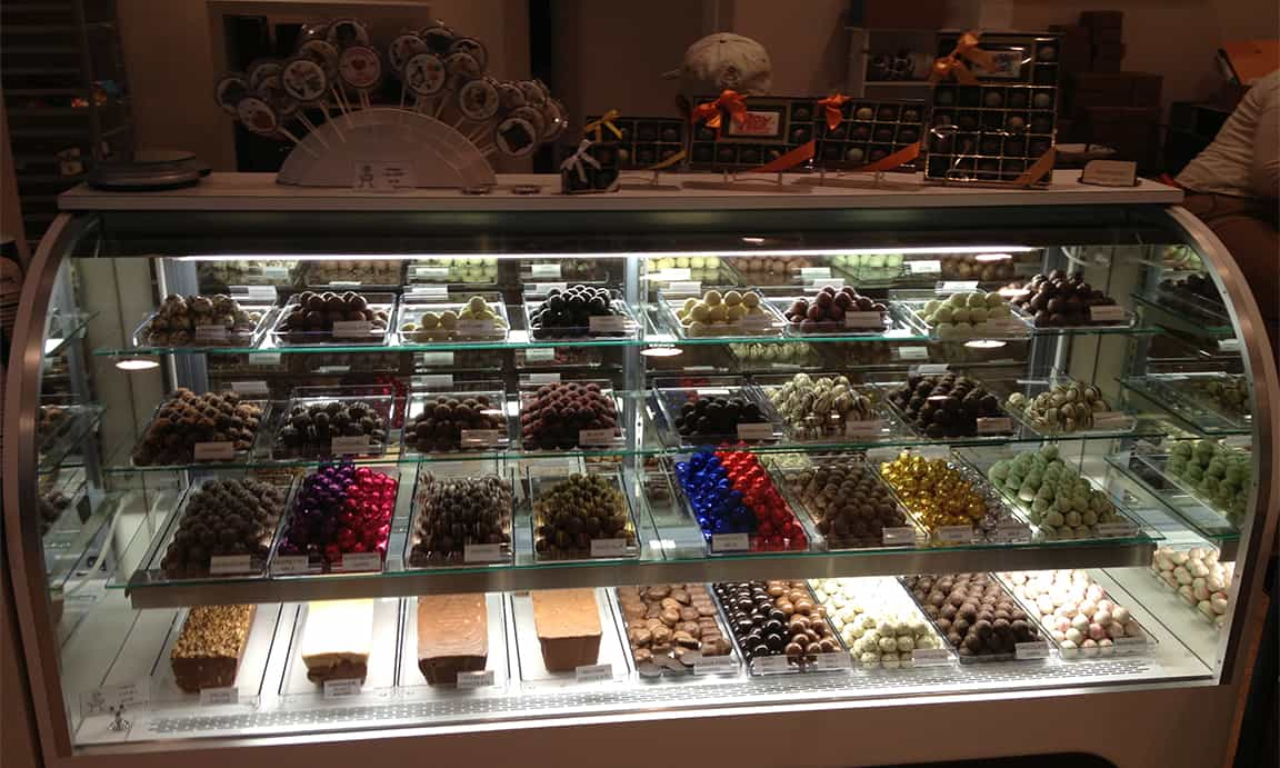Tasty Image Chocolate, Westfield Montgomery Mall MD – Commercial