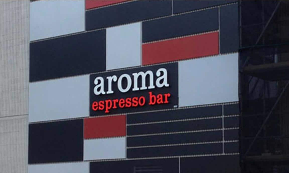 Aroma Espresso Bar – Commercial