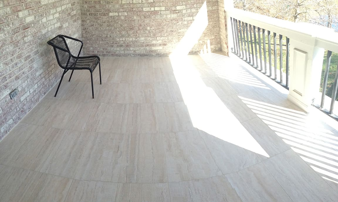 Carderock, Potomac MD – Deck Flooring