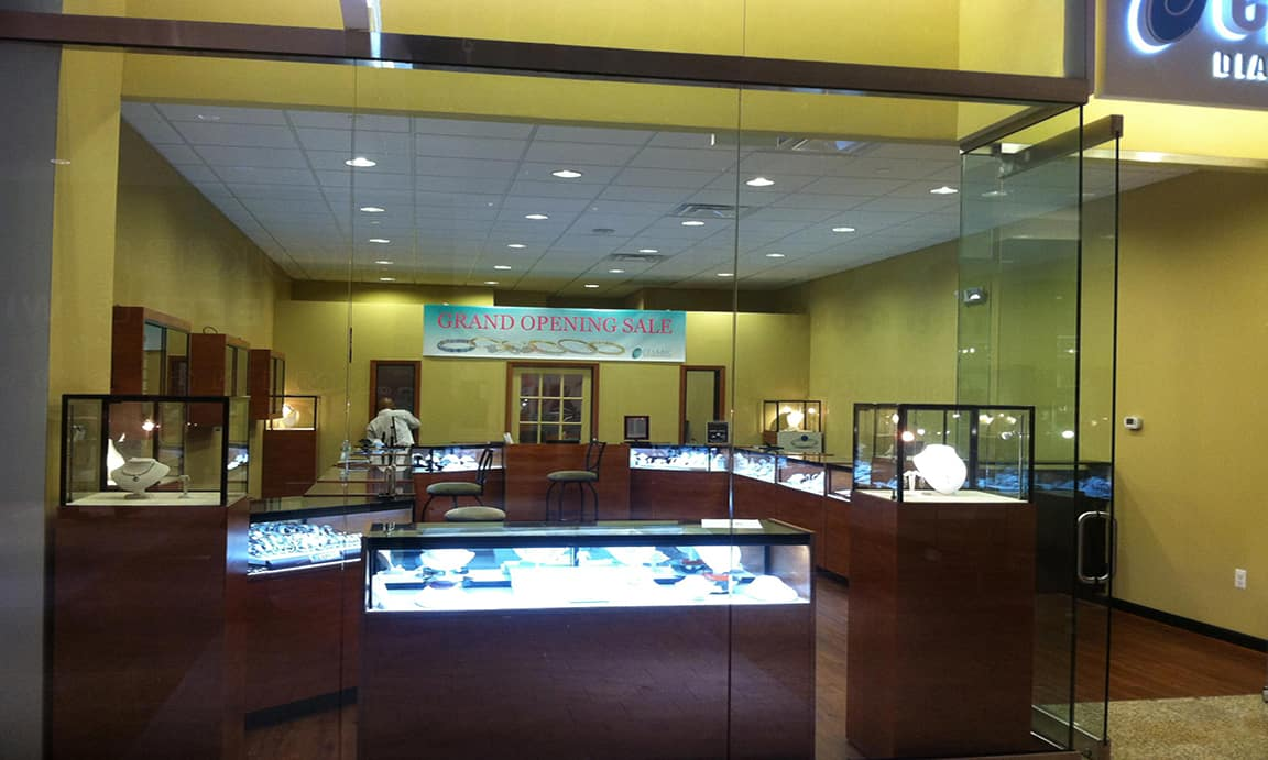 Classic Diamond & Jewelry, Westfield Wheaton Mall MD – Commercial