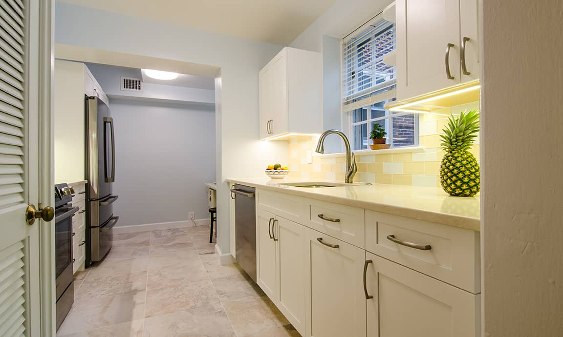 Cathedral Heights, NW Washington DC – Kitchen