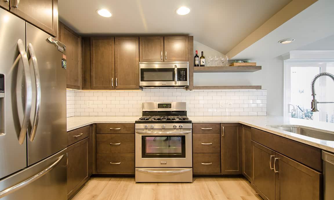 Kensington, Silver Spring MD – Kitchen