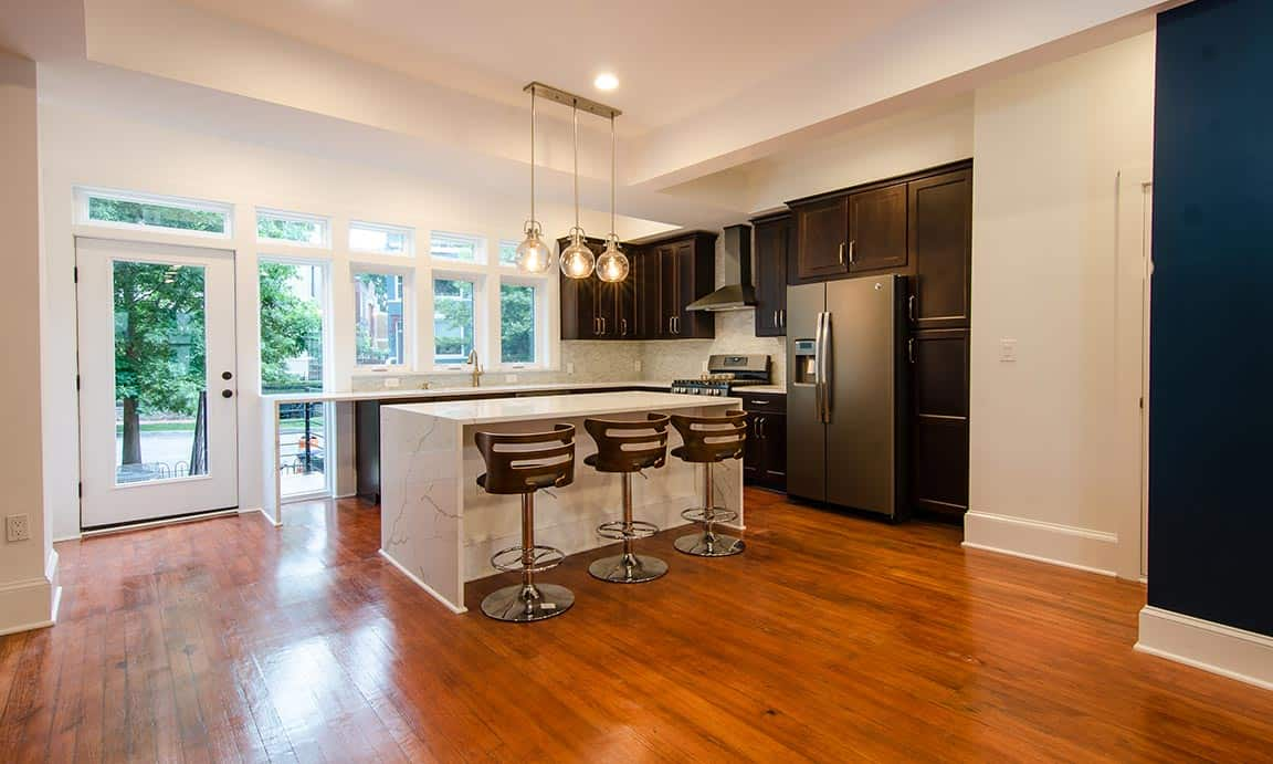 Bloomingdale, NW Washington DC – Kitchen