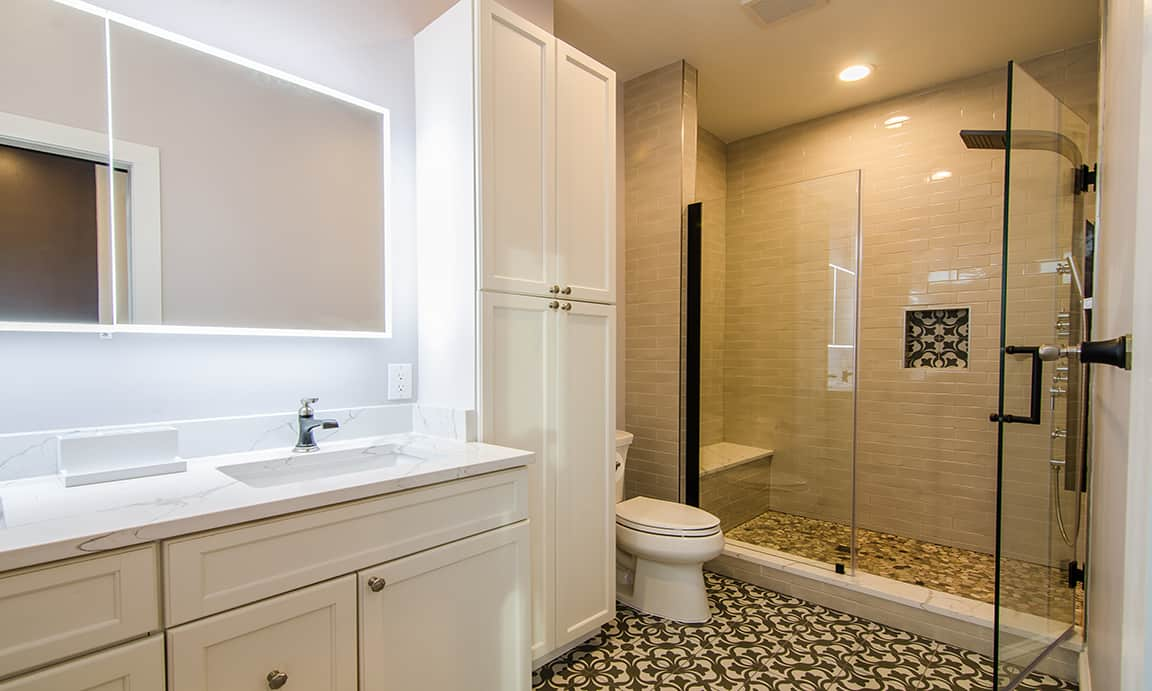 Bloomingdale, NW Washington DC – Bathroom