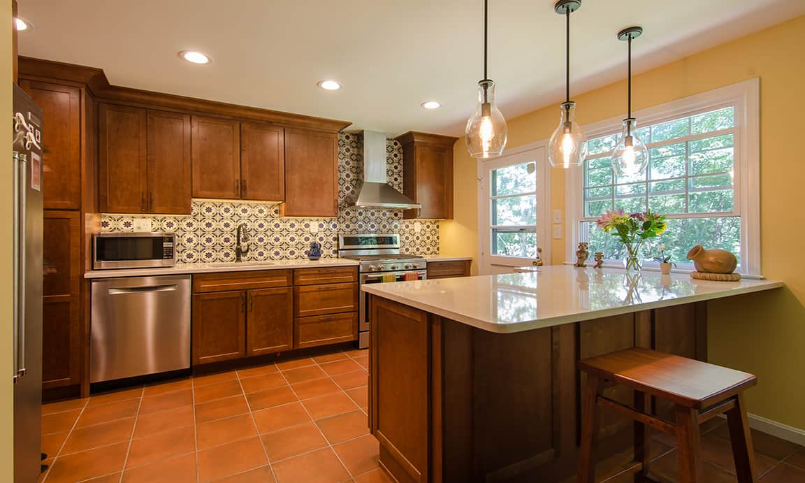 Wheaton, Silver Spring MD – Kitchen