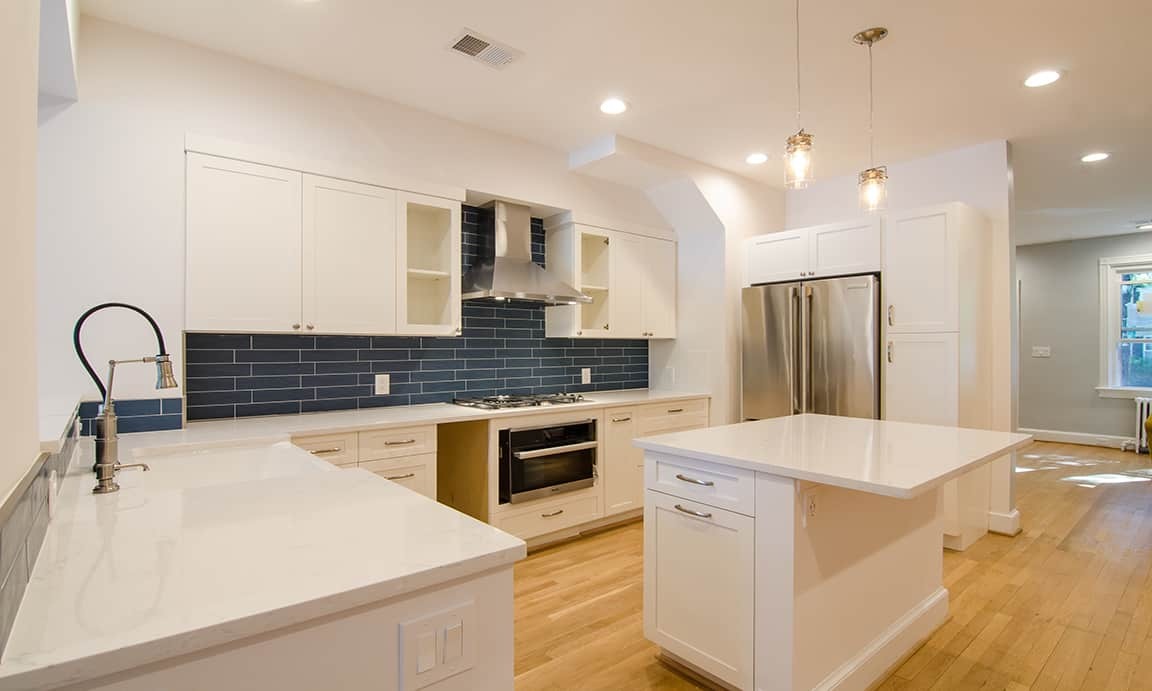 Westchester, NW Washington DC – Kitchen