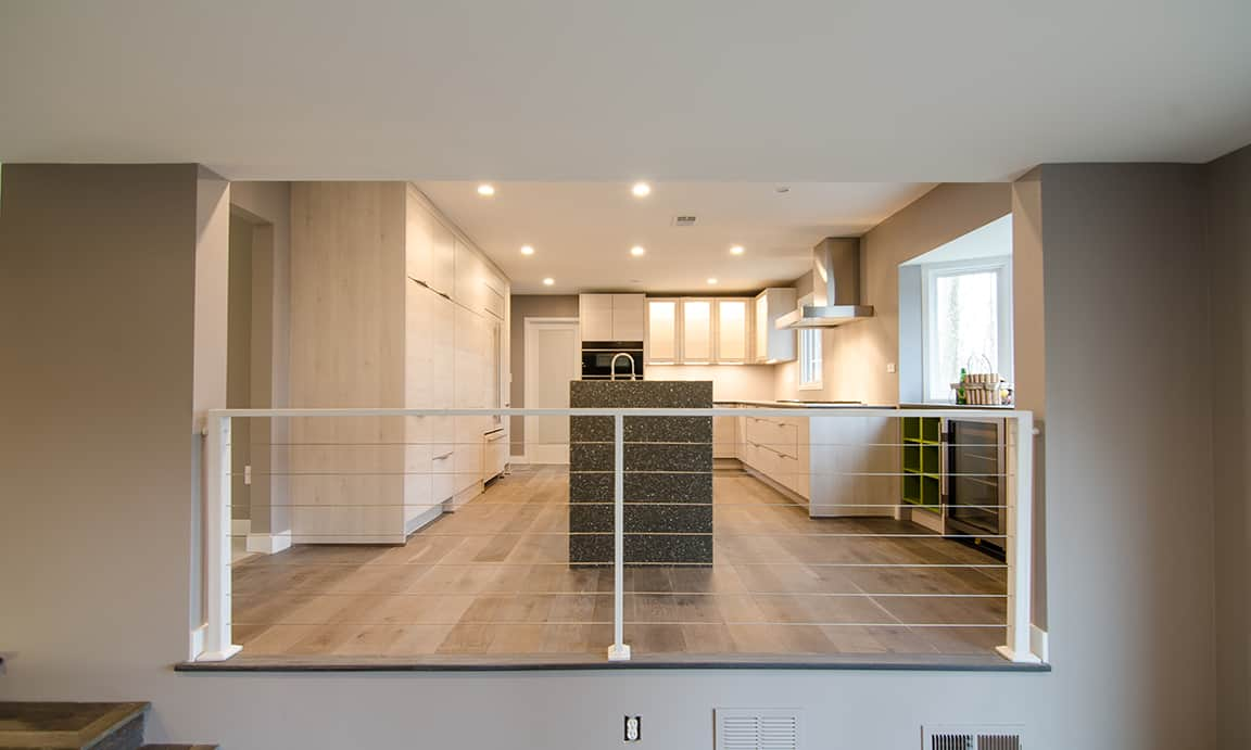 Layhill, Silver Spring MD – Kitchen