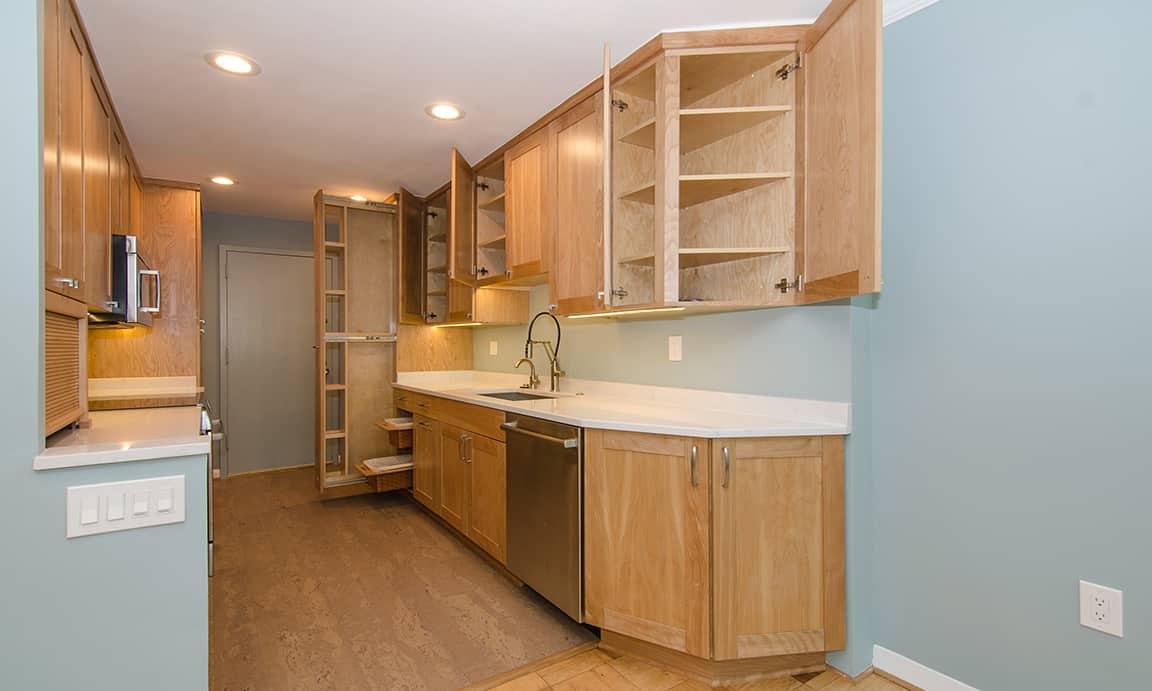 Woodley Park, NW Washington DC – Kitchen