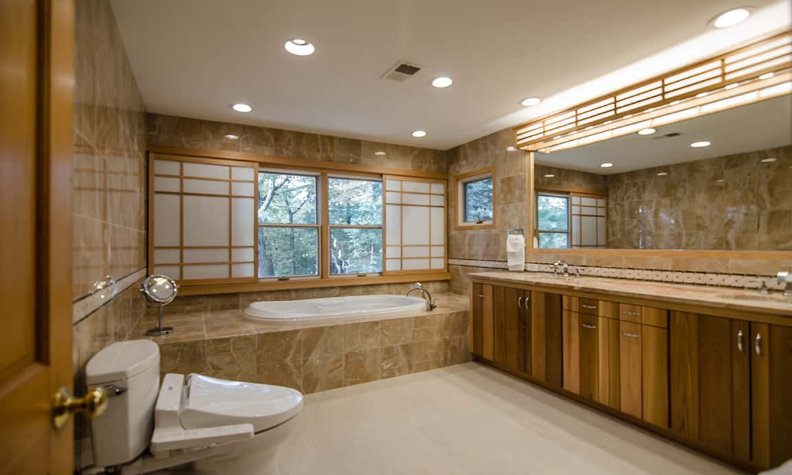 Forest Hills, NW Washington DC – Bathroom